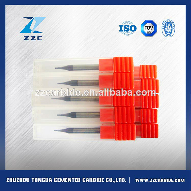 Cemented carbide milling cutter with long life service(China (Mainland))