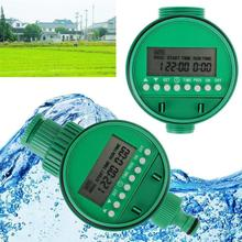 Home Automatic Electronic Water Timer Garden Irrigation Controller Digital Intelligence Watering System LCD Waterproof(China (Mainland))