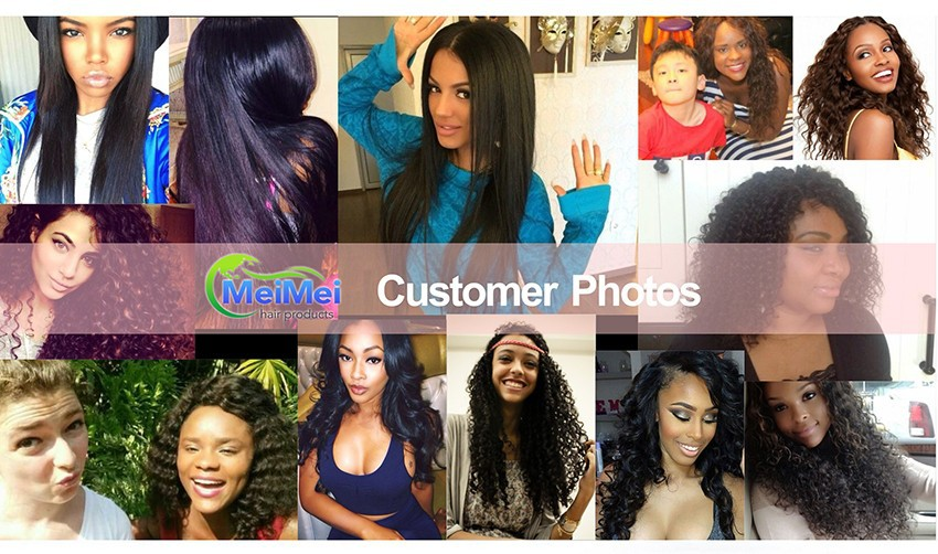 22 Inch Brazilian Ms Lula Hair With Closure and Bundles 7A Black Natural Brazilian Curly Closure with Bundles Can be Bleached