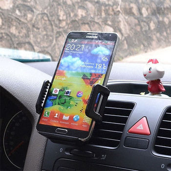 1PC Universal Car Vent Nount Stant Hold Holder For Mobile Cell Phone Smartphones
