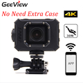 S1 Bare Machine WaterProof 4K Action Camera 2inch Screen 30Meters for Diving