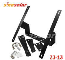 Adjustable Solar Panel Wall And Pole Mounting Bracket System(China (Mainland))