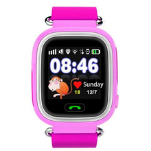 Buy Smartwatch Q90 WIFI Positioning SOS Call Location Finder GPS Safe Anti Lost Monitor iOS Android best smart watch Children for $43.99 in AliExpress store