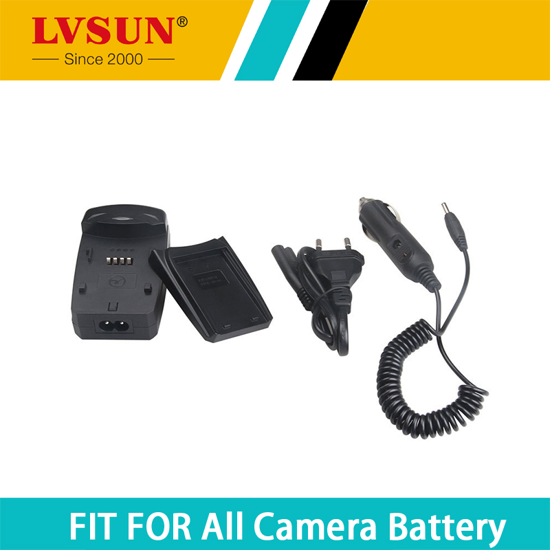 LVSUN NB-7L NB 7L NB7L Universal Camera Battery Charger With Car Adapter USB Port For Canon Powershot G11 G10 SX30 IS G12 SX30IS(China (Mainland))