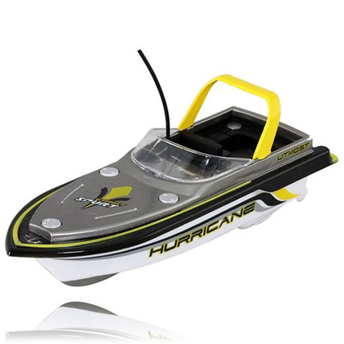 New Blue Radio RC Remote Control Super Mini Speed Boat Dual Motor Kids Toy(China (Mainland))