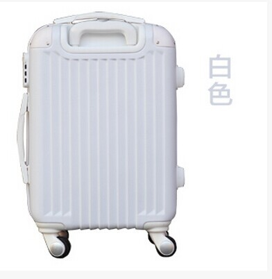trolley luggage travel box password universal wheels bag 20 24