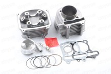 Buy Scooter 157QMJ 150cc 180cc 61mm GY6 Engine Rebuild Kit Cylinder Kit Cylinder Head Chinese Scooter for $89.99 in AliExpress store