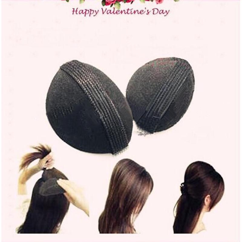 Magic Hair Clip Styling Accessory Maker Tool Pads Foam Sponge Bun Donut Hairpins Hot Wholesale(China (Mainland))