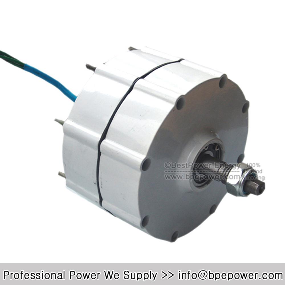 12V 24V AC Permanent Magnet Generator Wind Alternator, Wind Generator ...