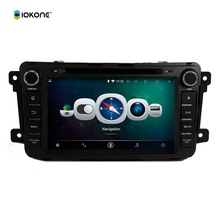 """8"""" Android Quad core HD mirror link Car DVD Radio Player Stereo for MAZDA CX-9 2010-2012 with rotating UI RDS WIFI BT SWC CANBUS(China (Mainland))"""