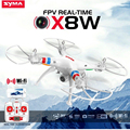 Quadcopter RC Remote Control Helicopter SYMA X8W 6 Axis Drones With Camera HD WIFI Or Without