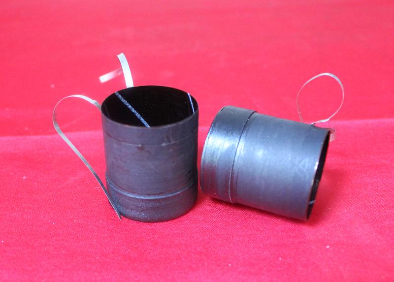 "1 pcs 1"" 25.5mm 4ohm for repair woofer / bass speaker voice coil,Winding materials:Flat aluminum(China (Mainland))"