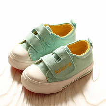 2015 new fashion spring and autumn children shoes canvas shoes male female baby sneakers princess shoes size 18-22(China (Mainland))