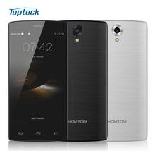 "Original HOMTOM HT7 PRO 4G 5.5"" 1280*720 Smartphone Android 5.1 Quad Core MTK6735 2GB+16GB 13MP 3000mAh Mobile Phone with Film(China (Mainland))"