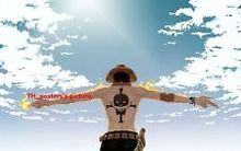 Free shipping One piece Manga Strong world japan anime Art Silk Wall huge Poster 24×36″ OP5