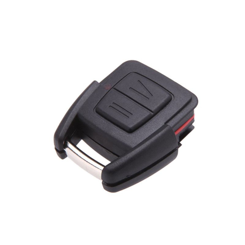 2 Buttons Remote Car Key Shell for Vauxhall Opel Astra Zafira Omega Vectra No Chip Uncut Blade Car Key Case Flip Fob Car Cover(China (Mainland))