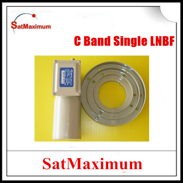 Digital C Band LNB Satellite Dish LNBF Single Output 17K HDTV C-Band(China (Mainland))