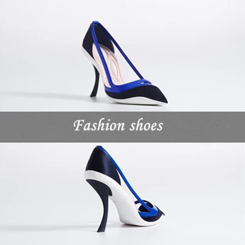 2015 new European and American fashion Women shoes shaped silver high heels shoes fine with pointed Women shoes Women pumps<br><br>Aliexpress