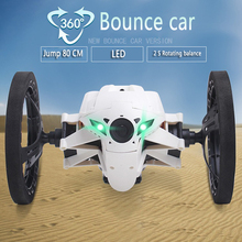 Buy Mini Bounce Car SJ80 RC Cars 4CH 2.4GHz Jumping Sumo RC Car Flexible Wheels Remote Control Robot Car for $30.14 in AliExpress store