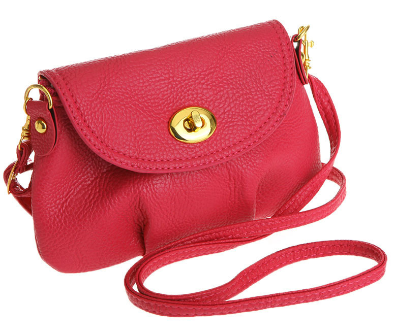 New 2015 Girl's Faux Leather Small Women bag Messenger Buckle Zipper Shoulder Crossbody Bags For Women Handbags Purses LX*B509(China (Mainland))