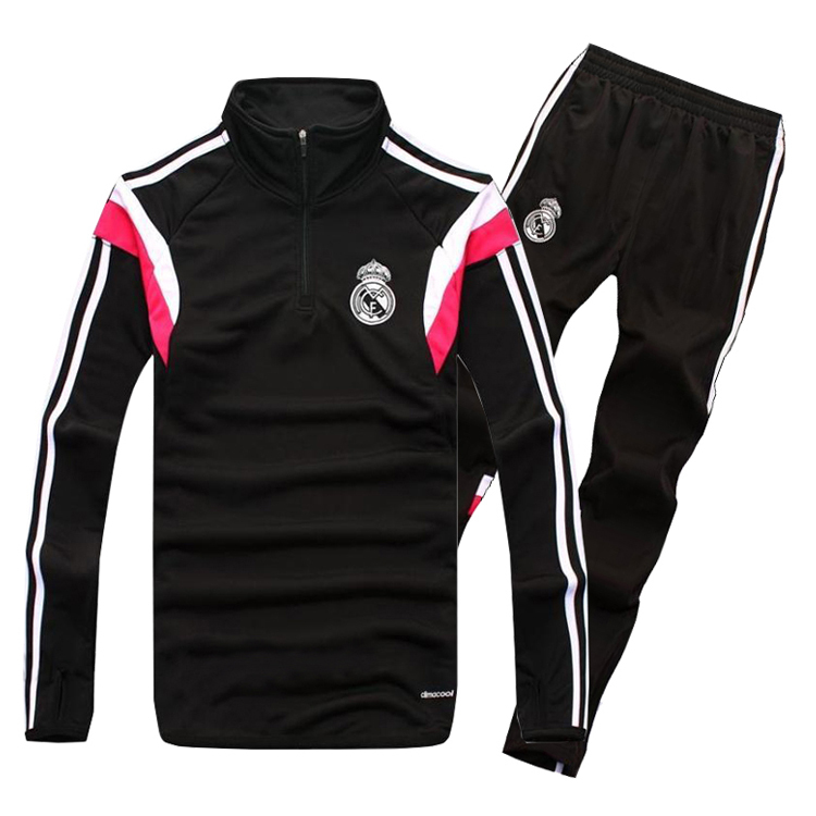 Real Madrid Presentation Suit Real Madrid Training Suit