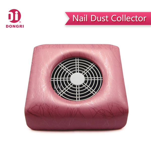 25W Nail Art Dust Powder Suction Collector Coffee Color Manicure #72C 26cm x13cm #72BK 110-220V (25W)+Free Shipping(China (Mainland))
