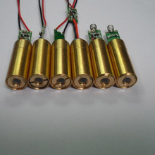 3V 532nm green laser module laser head device stage light show laser module positioning sight 30mW()