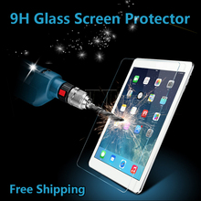 Cube T8 Screen Protector High quality Tempered Glass Screen Protector For Cube T8 T8S T8Plus 8″tablet pc + free touch pen