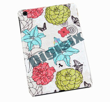 Free Shipping Sublimation Printable 3D Case for iPad Mini