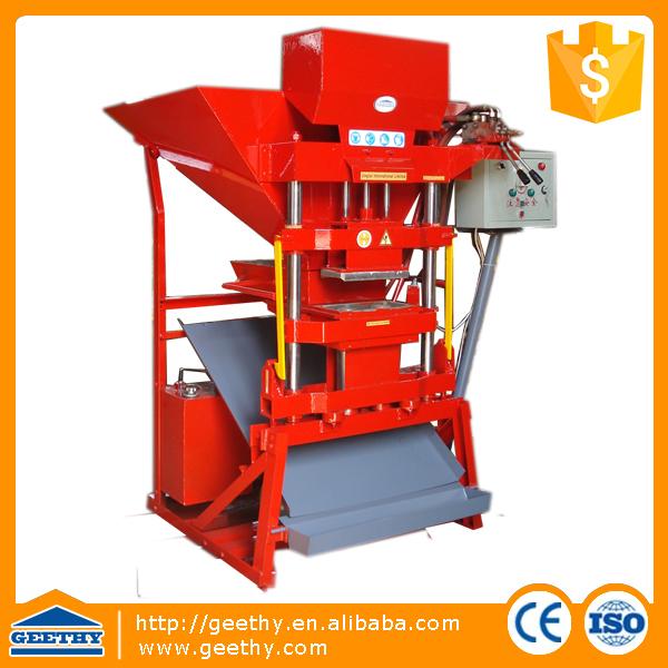 China Block Machine Eco Premium 2700 Eco Block Machine For