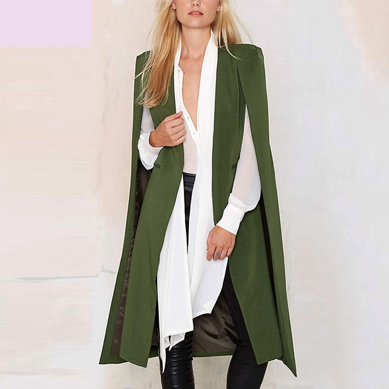 Popular Olive Green Casual Jacket Women-Buy Cheap Olive Green ...