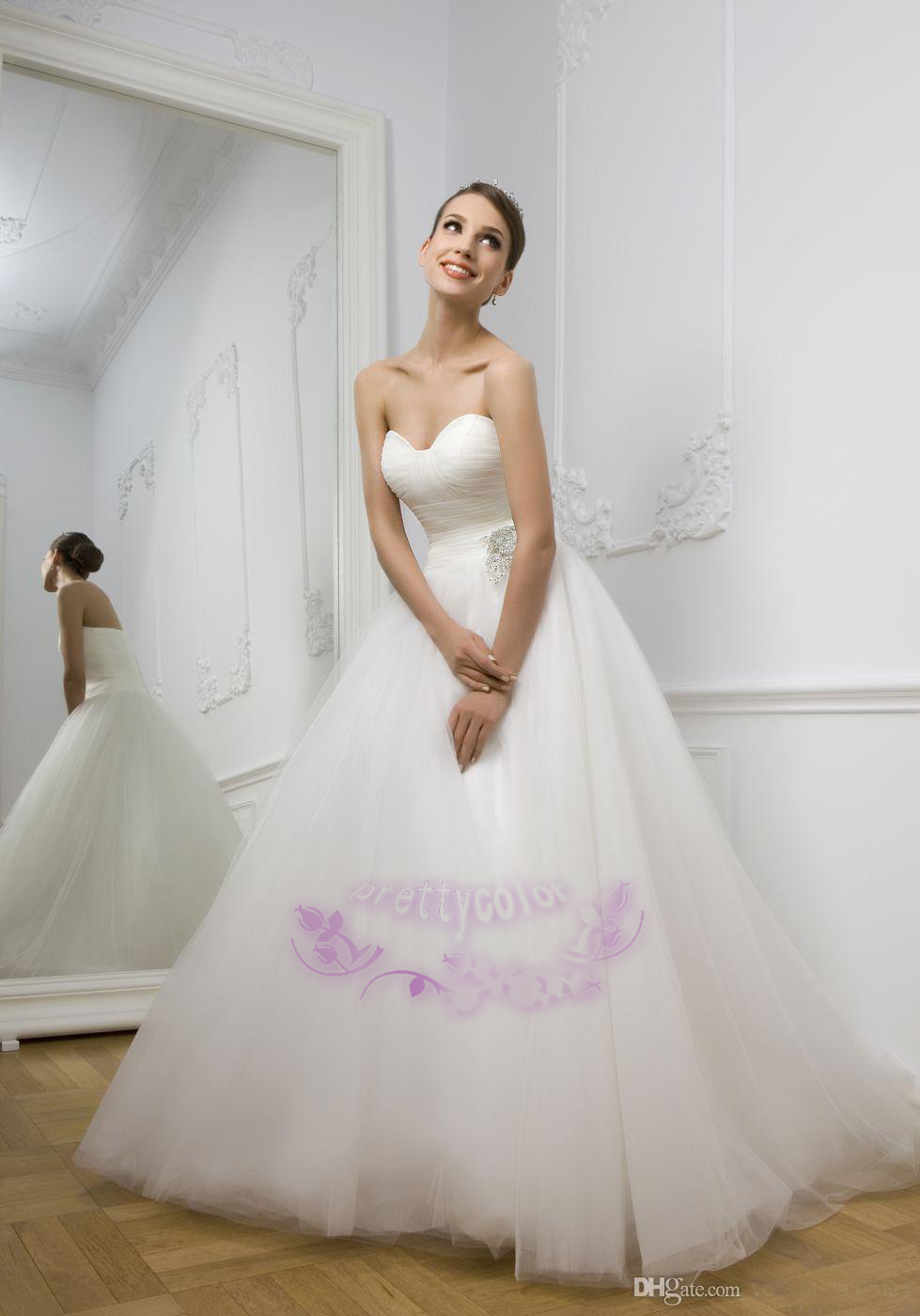 Buy big discount wedding dresses a line for A big wedding dress