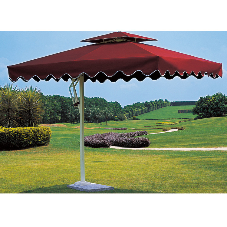 Outdoor patio umbrella booth banana anti- sided wrench Celi<br>