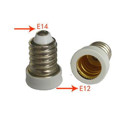 Преобразователь ламп No E14 5/pack E12 e14 to e12