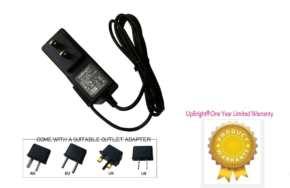 UpBright New Global 9V AC / DC Adapter For RadioShack PRO-96 Radio Shack Realistic Scanning Receiver Radio Scanner 9VDC Charger(China (Mainland))