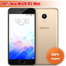 """Original Meizu M3 Mini 2.5D Glass Mobile Phone MT6750 Octa Core 5.0"""" 720P 2GB/3GB RAM 16GB/32GB ROM 13MP 2870mAh 4G LTE VoLTE(China (Mainland))"""