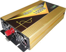 IBD 1000W Pure Sine Wave solar power Inverter 12v /24vdc to 110V/220v/240VAC 60Hz/50Hz/50Hz Car Inverter full power