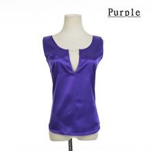 Blouses 2016 Sexy Beading V Collar Women Top Tees Crochet Solid Shoulder Sleeveless Loose Female Shirts Blusas S M L XL XXL XXXL(China (Mainland))