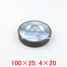 100 concentration Resin Bond Diamond Tools Grinding Carbide Products of Diamond Wheel Wheel Specifications 100 25