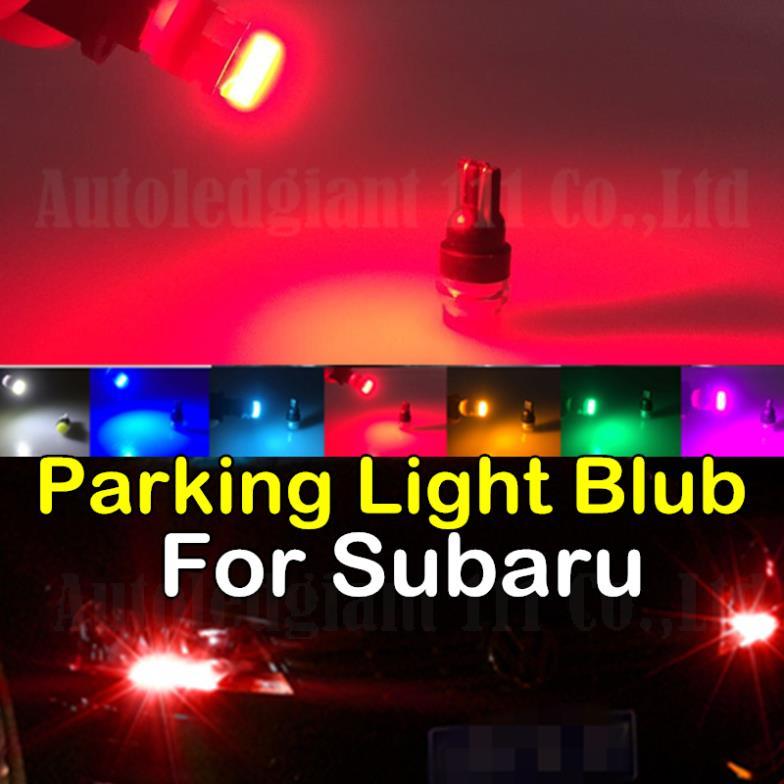 For Subaru Impreza B9 BRZ Baja Brat DL GL GL-10  Forester Justy Legacy Loyale Outback RX SVX Standard XT XV Parking Light Red