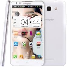 Coolpad 7296S, 5.5″ 960×540 3G Android 4.2 Phone, MTK6589M Quad Core 1.2GHz, RAM 1GB ROM 4GB Dual SIM, WCDMA GSM 5.0MP GPS Wifi