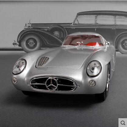 Mercedes-Benz 300SLR Maisto 1:18 Car Model Classic cars Vintage cars Original simulation alloy car model Fast and Furious(China (Mainland))