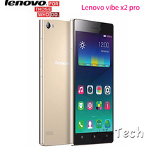 Original Lenovo vibe x2 pro 5.3 inch Snapdragon 615 Octa Core 2G 16G Andrpid 4.4 OS 13MP Camera GPS Smart Cellphone(China (Mainland))