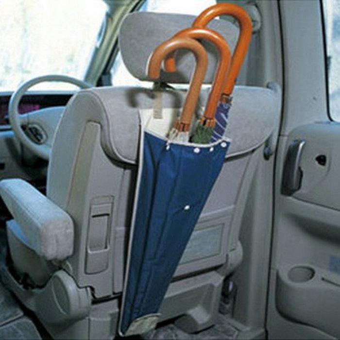 Car Seat Wet Rain Umbrella Foldable Holder Umbrella Cover Sheath Storage Bag Free Shipping(China (Mainland))