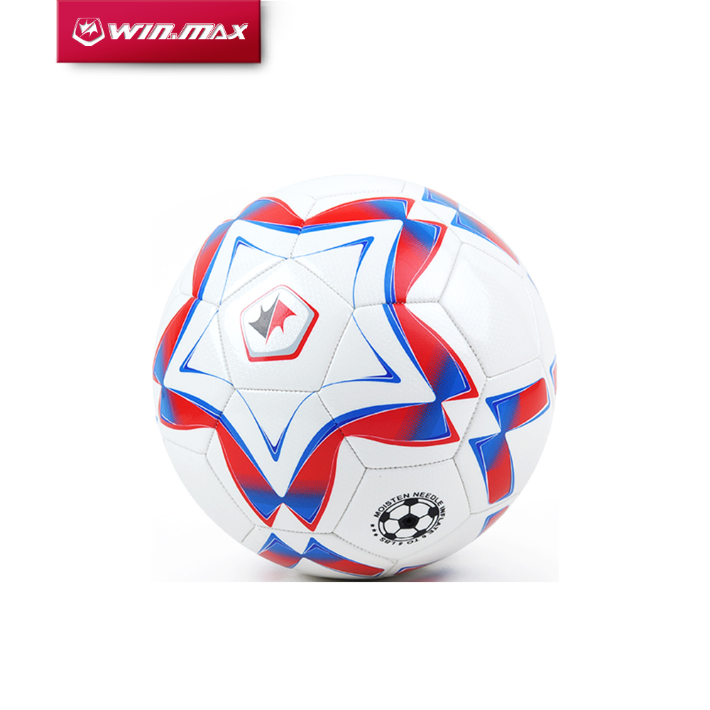 2016 WINMAX Hot Sale High Quality Size 4 Size 5 PU Soccer Ball Football Ball for Match Training(China (Mainland))