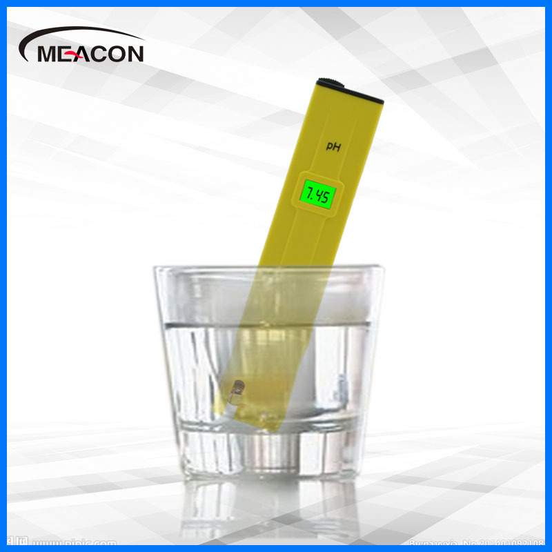 Digital aquarium PH meter with backlight 0.01 accuracy portable Pocket tester waterproof High quality(China (Mainland))