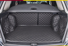 Buy Best quality!Special trunk mats Mercedes-Benz GLK 300 2014 waterproof leather carpets MB GLK 300 2015-2008,Free for $176.51 in AliExpress store
