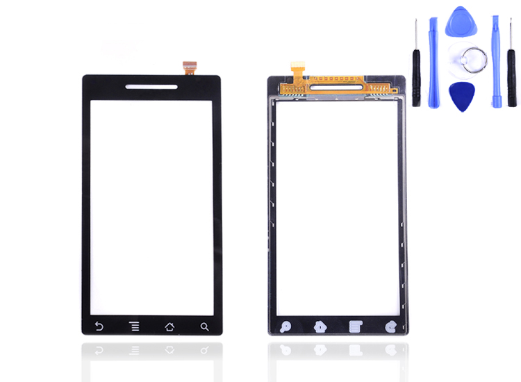 A855 touch screen digitizer for Motorola A855 A853 XT702 New and original 1 pcs/lot free shipping china post with tool(China (Mainland))