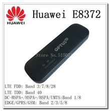 Unlock Huawei E8372 LTE USB Wingle LTE Universal 4G USB WiFi Modem car wifi(China (Mainland))