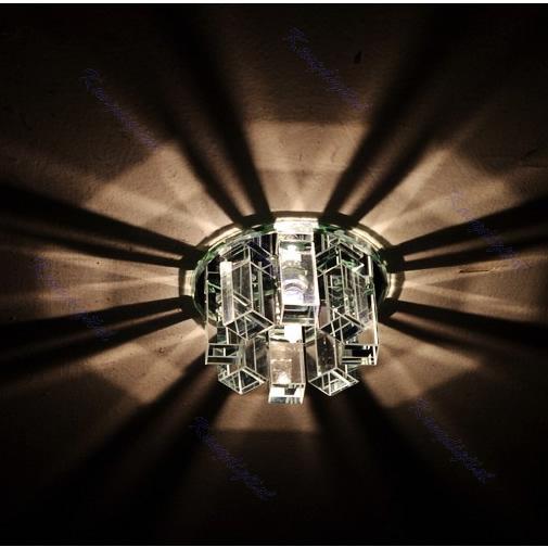 1PC Modern Crystal G4 Lamp bead Ceiling Light Lamp Fixture Light Chandelier Free shipping<br><br>Aliexpress